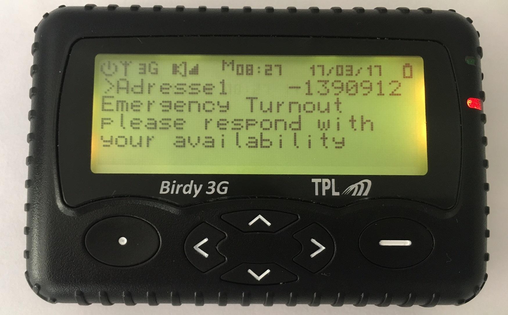 Birdy 3G